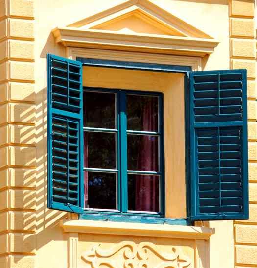 Image Volets battants à Nice et dans les Alpes-Maritimes